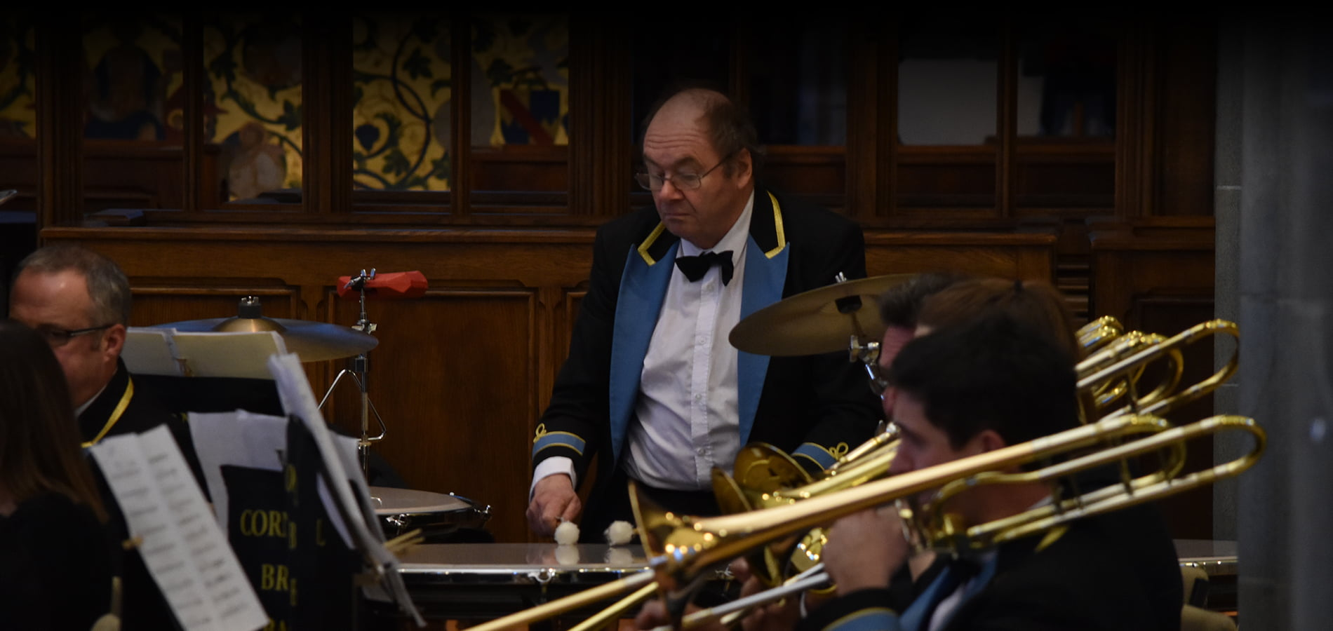 Festival of Brass 2018 Perc2