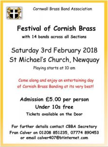 Festival of Cornish Brass