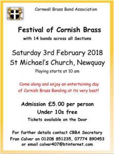 Festival of Cornish Brass