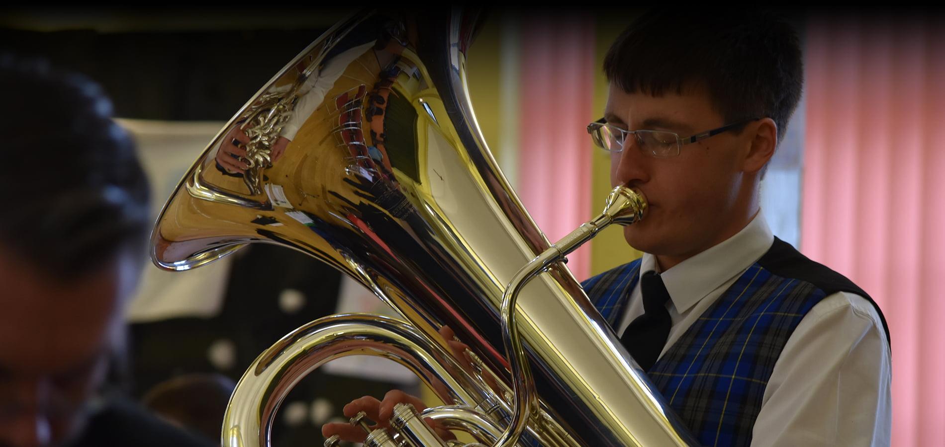 Lanner Brass Academy Bass
