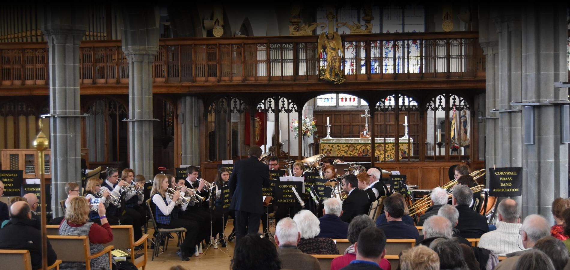 Lanner Brass Academy Festival of Brass 2018