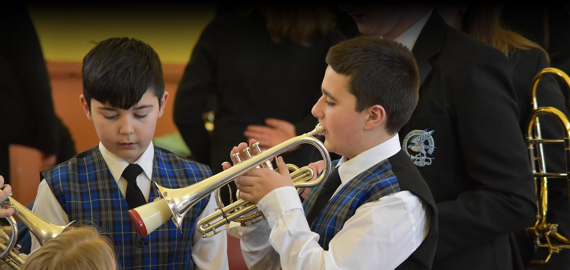 Lanner Brass Academy Morgan