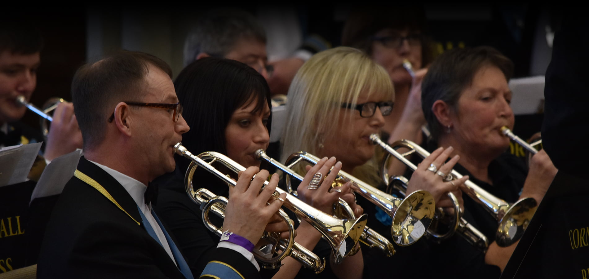 Festival of Brass 2018 Front Row